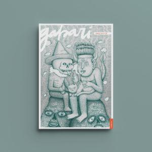 Gabari#1 , magazine graphisme et arts visuels