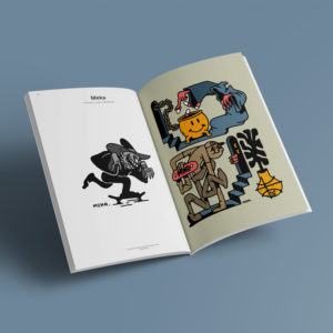 Gabari#2 , magazine graphisme et arts visuels